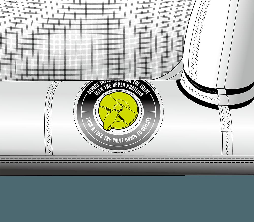 Reactor valve