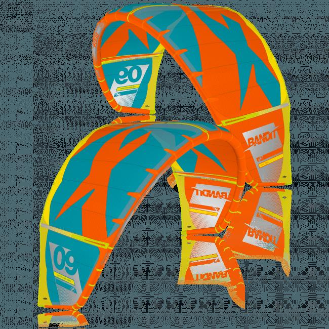 Bandit XIB11-E-Orange-turquoise
