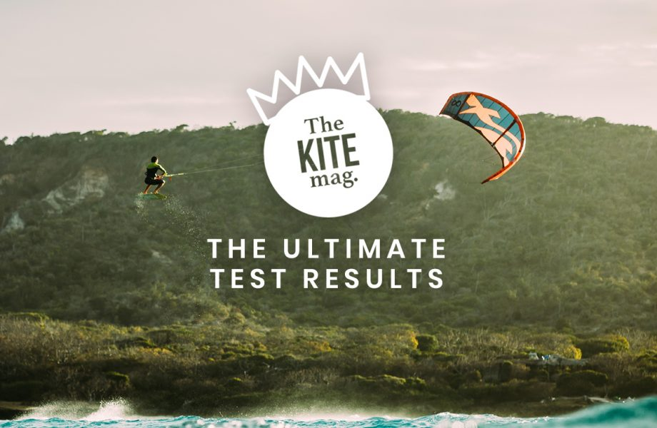 THE KITE MAG - The Ultimate Test Results