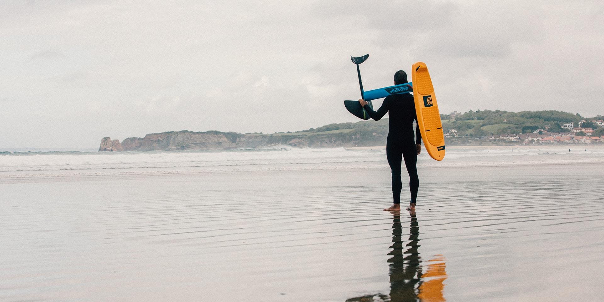 Surf Foil 10