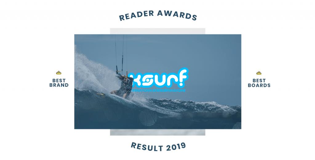 IKSURF MAG - Reader Awards 2019 - The Results
