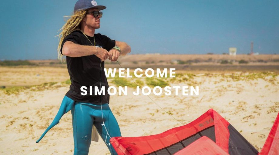 F-ONE WELCOMES - Simon Joosten  1