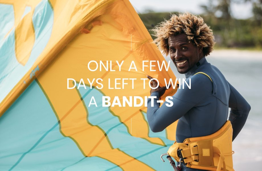 Instagram Contest - Win a BANDIT-S
