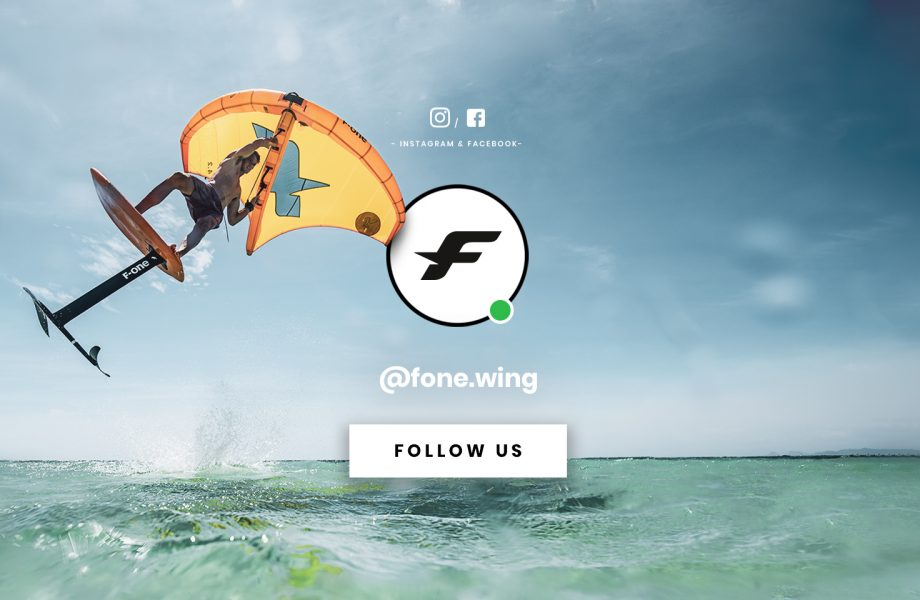 Introducing F-ONE WING