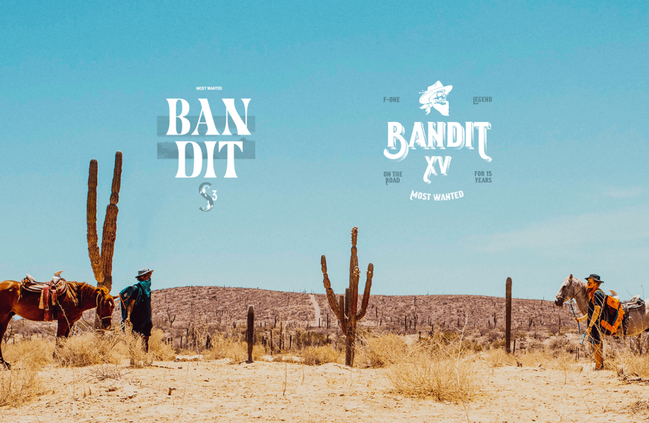Bandit's 15th anniversary